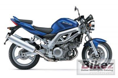 2003 Suzuki SV 1000
