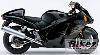 2004 Suzuki GSX 1300 R Hayabusa Limited photo