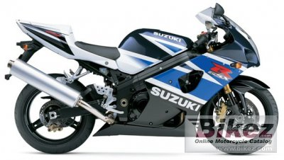 2004 Suzuki GSX-R 1000 Mladin Replica photo