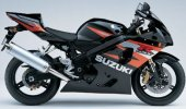 2004 Suzuki GSX-R 600 photo