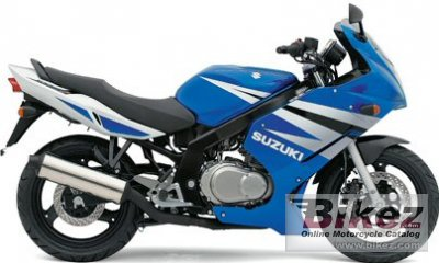 2004 Suzuki GS 500 F photo