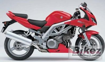 2004 Suzuki SV 1000 S photo