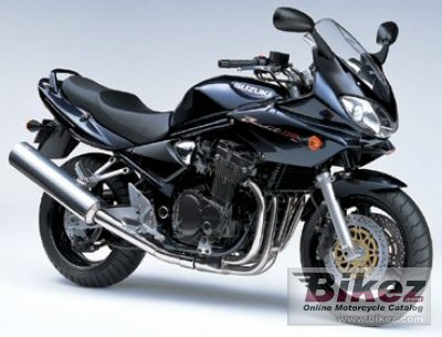 2004 Suzuki Bandit 1200 S photo