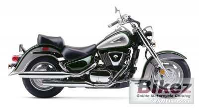 2004 Suzuki Intruder LC 1500 photo