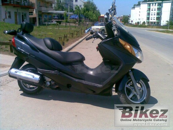 2004 Suzuki Burgman 400 photo