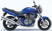 2004 Suzuki Bandit 600 N photo