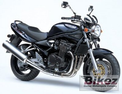 2004 Suzuki Bandit 1200 N Specifications And Pictures
