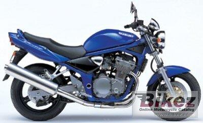 2004 Suzuki Bandit 600 N