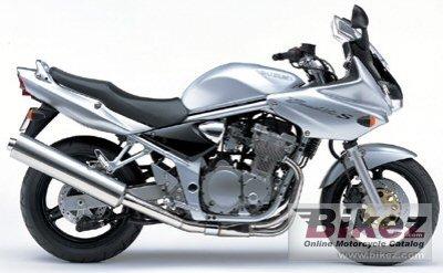 2004 Suzuki Bandit 600 S