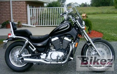 2004 Suzuki Intruder 800 Specifications And Pictures