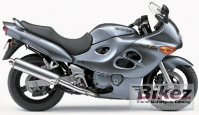 2004 Suzuki Katana 750 specifications and pictures