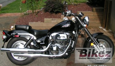 2004 Suzuki Marauder 800 specifications and pictures