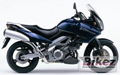2004 Suzuki V-Strom 1000