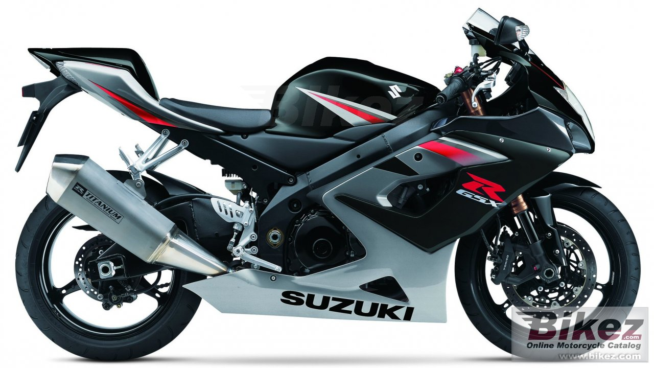 Big Suzuki gsx-r 1000 picture and wallpaper from Bikez.com