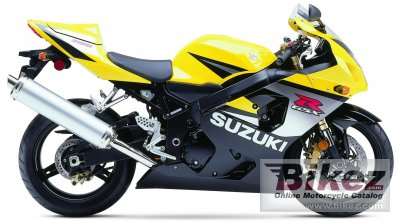 2005 Suzuki GSX-R 750 photo