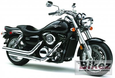 2005 Suzuki Boulevard M95 photo