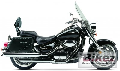 2005 Suzuki Boulevard C90 T photo