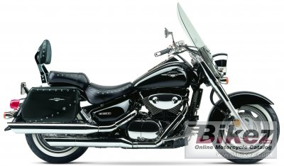 2005 Suzuki Boulevard C90 Black photo