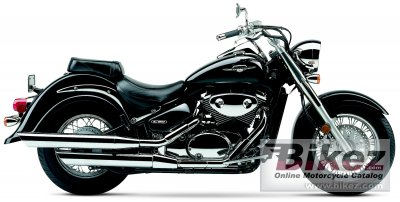 2005 Suzuki Boulevard C50 Black photo