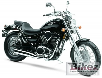 2005 Suzuki Boulevard S83 photo