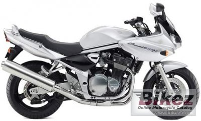 2005 Suzuki Bandit 1200 S photo