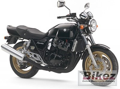 2005 Suzuki GSX 400 Impulse photo