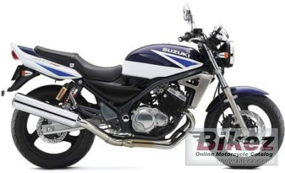 2005 Suzuki GSX 250 FX photo