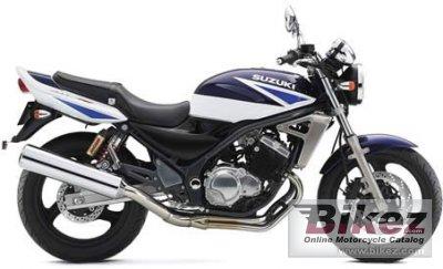 GSX 250FX