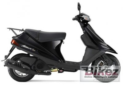 2005 Suzuki Address V100 photo