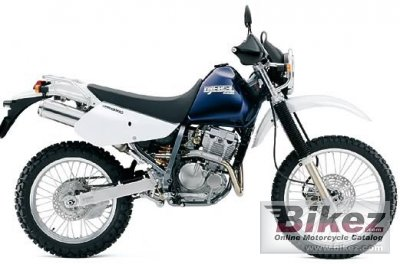 2005 Suzuki Djebel 250 XC photo