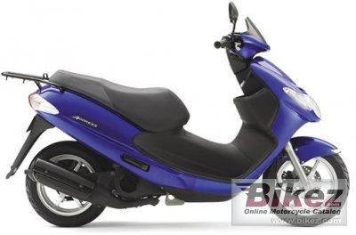 2005 Suzuki Address 110