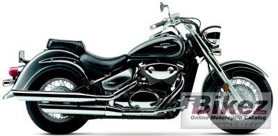 2005 Suzuki Boulevard >> 2005 Suzuki Boulevard C50 Specifications And Pictures