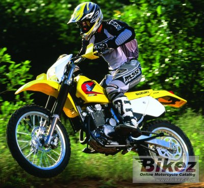 2005 suzuki dr-z 250 specifications and pictures
