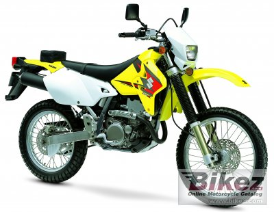 2005 Suzuki DR-Z 400 S specifications and pictures