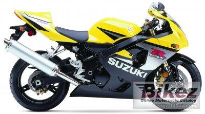 2005 Suzuki GSX-R 750