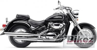 2005 Suzuki Intruder Classic 800 Specifications And Pictures