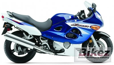 2005 Suzuki Katana 600 specifications and pictures