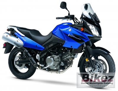 2005 suzuki v strom 650 specifications and pictures. Black Bedroom Furniture Sets. Home Design Ideas
