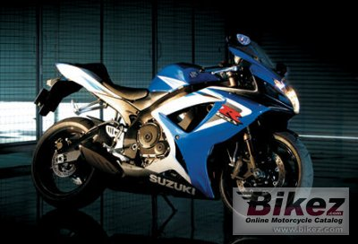 2006 Suzuki GSX-R 750 photo