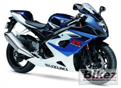 2006 Suzuki GSX-R 1000 photo