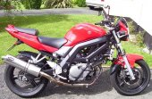 2006 Suzuki SV 650 photo