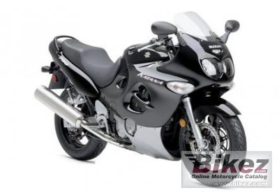2006 Suzuki Katana 750 photo