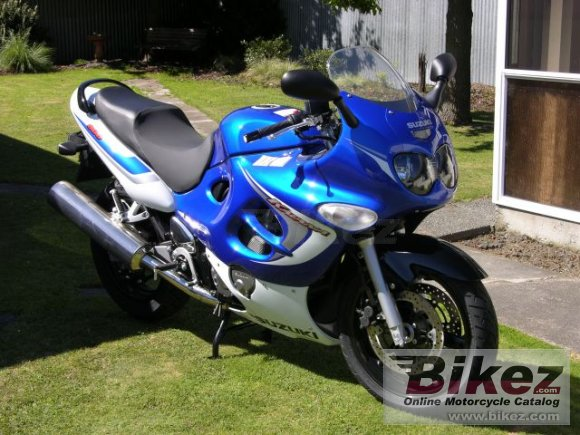 2006 Suzuki Katana 600 photo