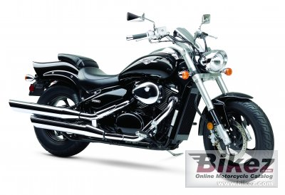 2006 Suzuki Boulevard M 50 Black photo