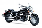 2006 Suzuki Boulevard C90 Black photo