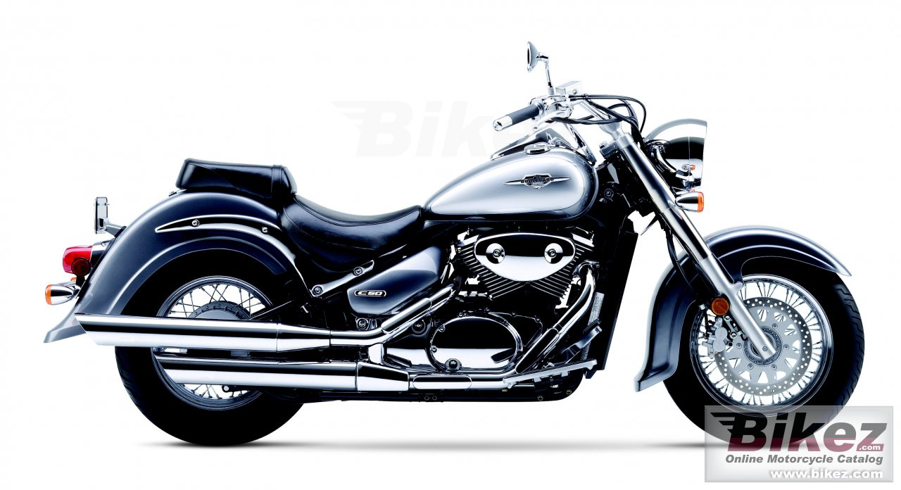 Big Suzuki boulevard c50 picture and wallpaper from Bikez.com