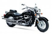 2006 Suzuki Boulevard C50 Black photo