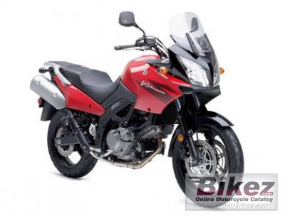 2006 Suzuki V-Strom 650 photo