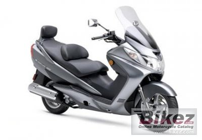 2006 Suzuki Burgman 400 photo