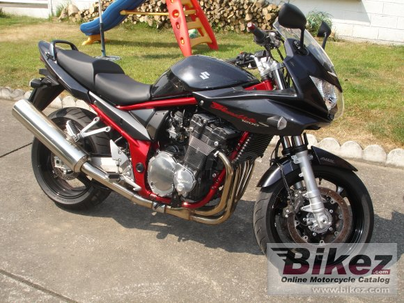 2006 Suzuki Bandit 1200 SA photo